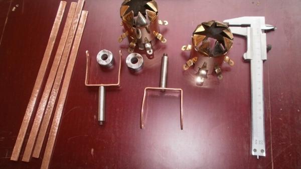 Стимсветильник.....продолжение оформления рабочего стола. (Фото 6)