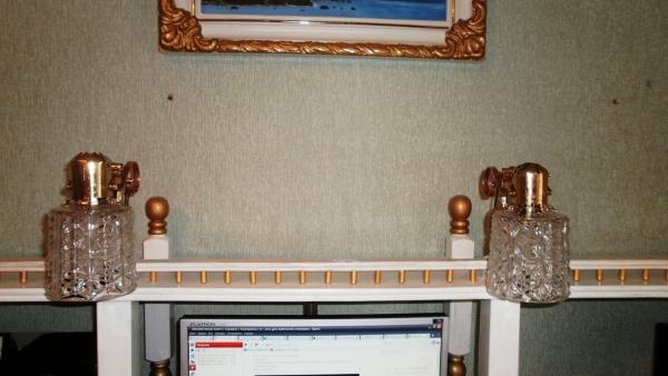 Стимсветильник.....продолжение оформления рабочего стола. (Фото 12)