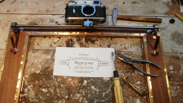 Монитор с вебкамерой еще и как дверца...... (Фото 26)