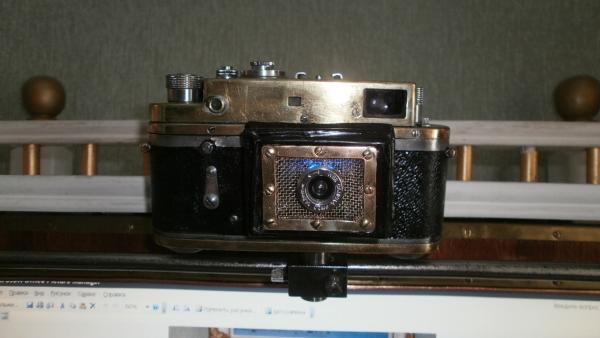 Монитор с вебкамерой еще и как дверца...... (Фото 45)
