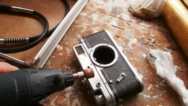 Монитор с вебкамерой еще и как дверца...... (Фото 29)