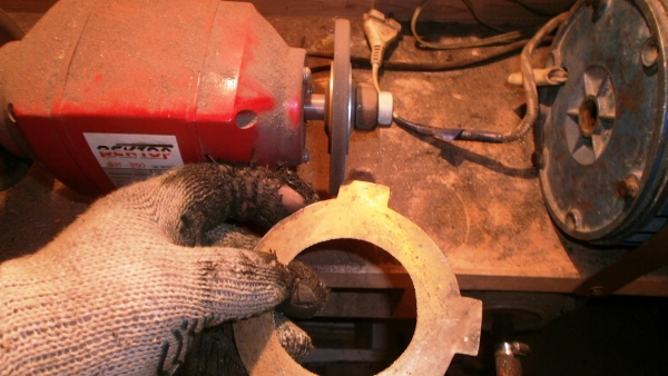 А вот и системник в деревянном корпусе....продолжение проекта. (Фото 37)
