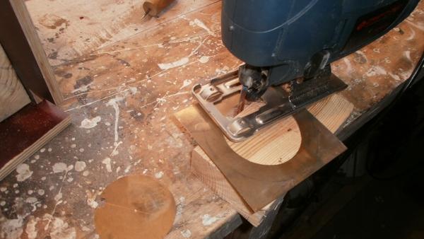 А вот и системник в деревянном корпусе....продолжение проекта. (Фото 9)