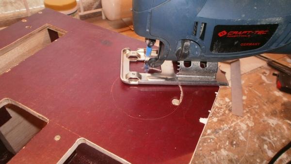 А вот и системник в деревянном корпусе....продолжение проекта. (Фото 8)