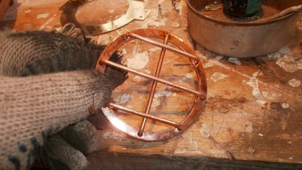 А вот и системник в деревянном корпусе....продолжение проекта. (Фото 14)