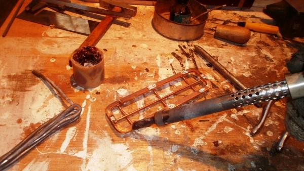 А вот и системник в деревянном корпусе....продолжение проекта. (Фото 54)