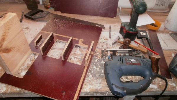 А вот и системник в деревянном корпусе....продолжение проекта. (Фото 4)