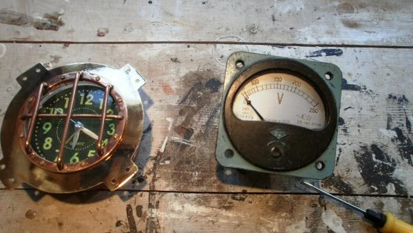 А вот и системник в деревянном корпусе....продолжение проекта. (Фото 33)