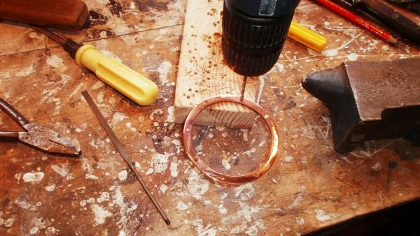 А вот и системник в деревянном корпусе....продолжение проекта. (Фото 39)