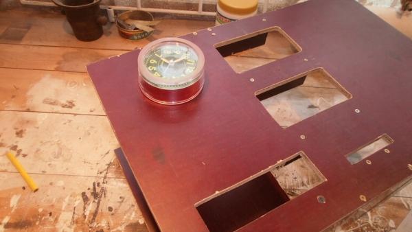 А вот и системник в деревянном корпусе....продолжение проекта. (Фото 7)