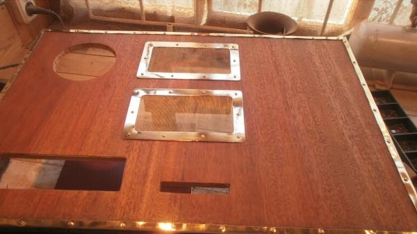 А вот и системник в деревянном корпусе....продолжение проекта. (Фото 32)