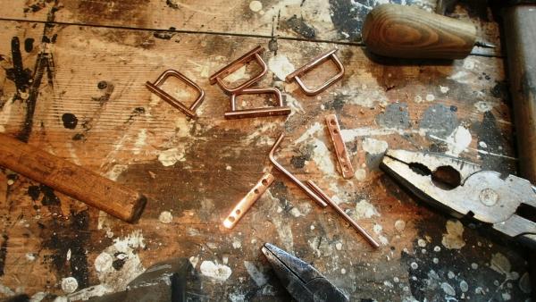А вот и системник в деревянном корпусе....продолжение проекта. (Фото 66)