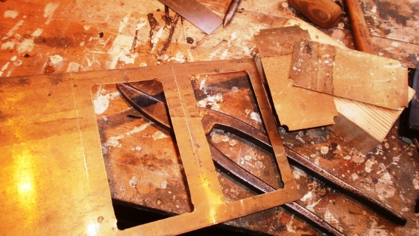 А вот и системник в деревянном корпусе....продолжение проекта. (Фото 27)