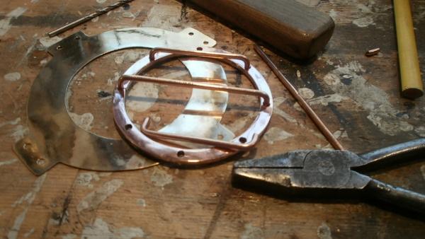 А вот и системник в деревянном корпусе....продолжение проекта. (Фото 12)