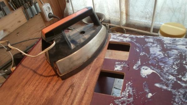 А вот и системник в деревянном корпусе....продолжение проекта. (Фото 17)