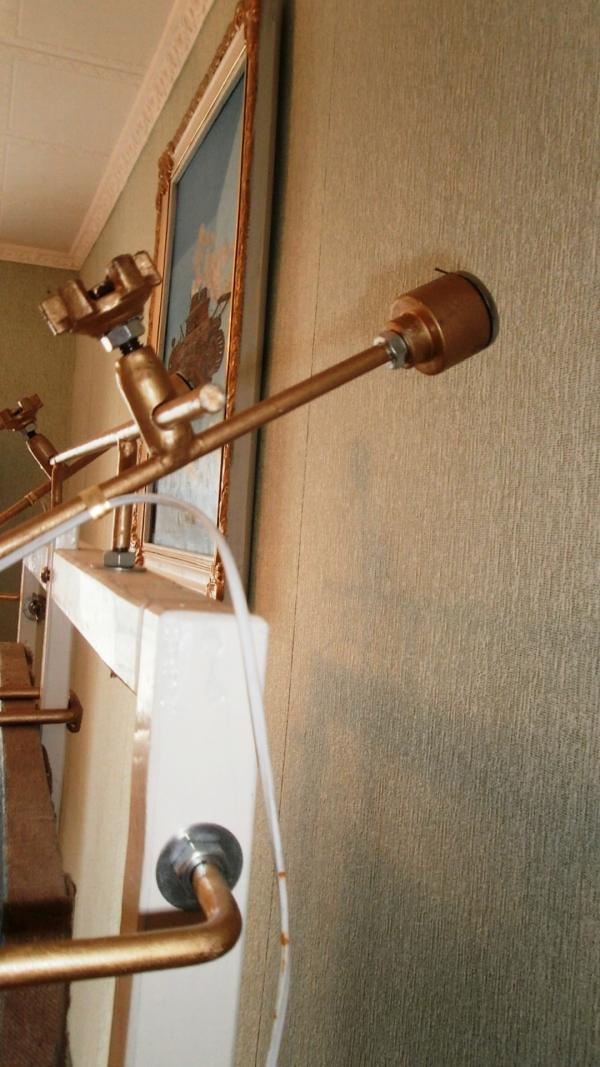 Мольберт- мечта художника стимпанкера....(незаконченный) (Фото 7)