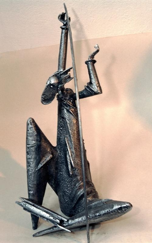 Омский скульптор стимпанка (Фото 5)