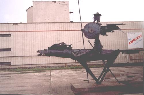 Омский скульптор стимпанка (Фото 2)