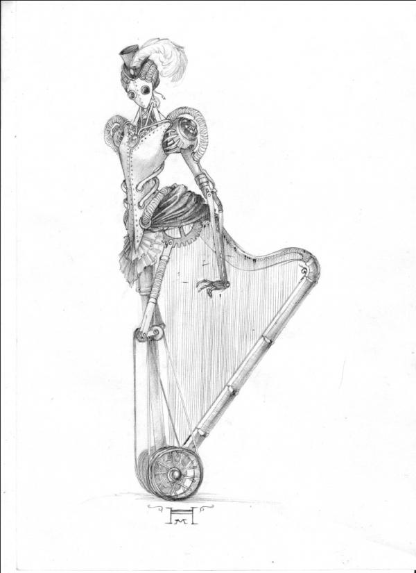 La Madame La Harpe
