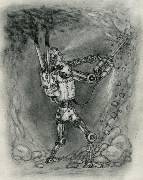 Железный рудокоп