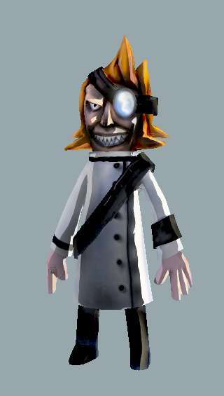 Доктор Гиподермиус