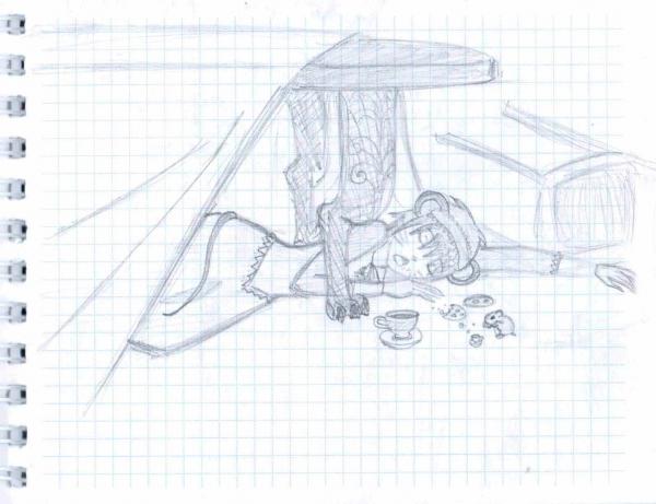 Безумное чаепитие (Фото 2)