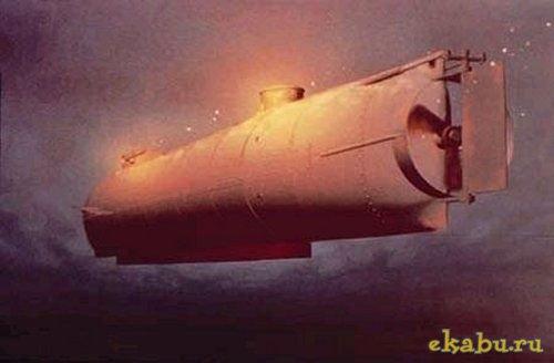 Подводная лодка времен Гражданской войны Севера и Юга (Фото 3)
