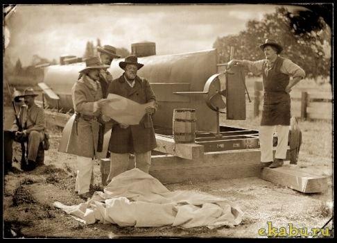 Подводная лодка времен Гражданской войны Севера и Юга (Фото 2)