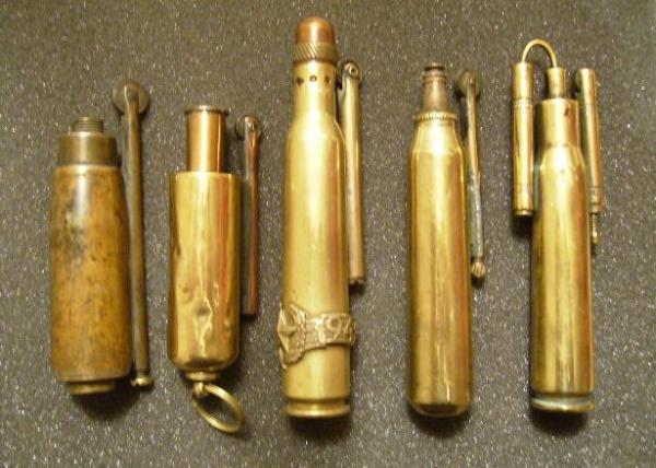 Зажигалки войны (Фото 8)