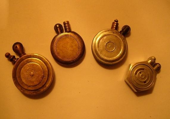 Круглые зажигалки (Фото 24)