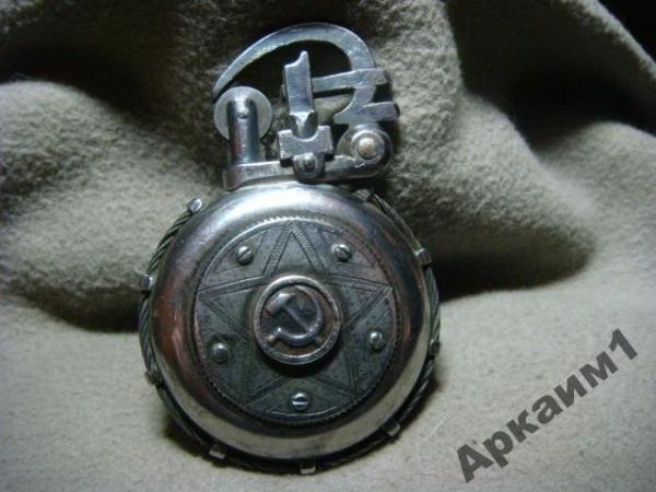 Круглые зажигалки (Фото 10)