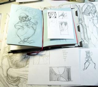 Краткая история моего безумия или как я рисую  для конкурсов и удовольствия. Part 1 (Фото 3)