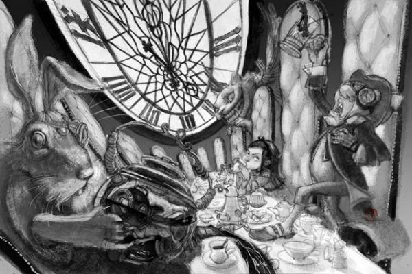 Краткая история моего безумия или как я рисую  для конкурсов и удовольствия. Part 1 (Фото 11)
