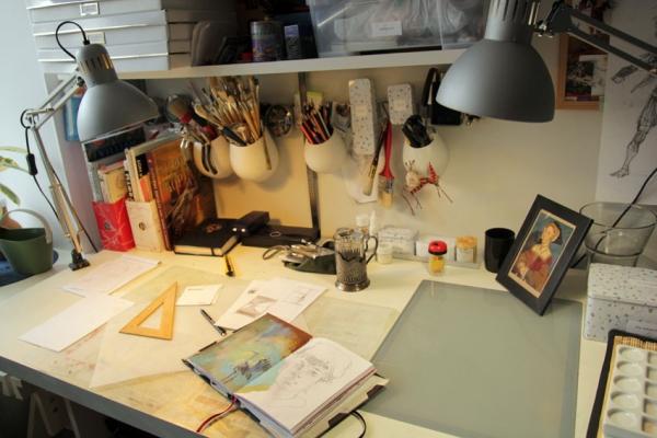Краткая история моего безумия или как я рисую  для конкурсов и удовольствия. Part 1 (Фото 18)