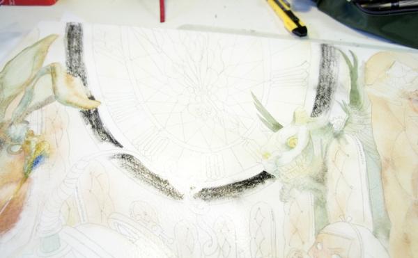 Краткая история моего безумия или как я рисую  для конкурсов и удовольствия. Part 2 (Фото 9)