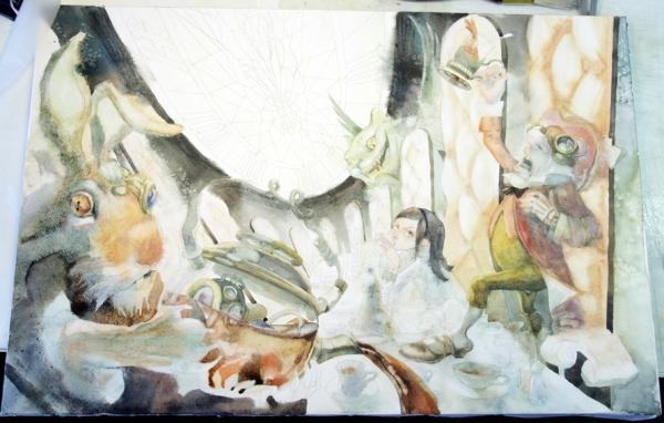 Краткая история моего безумия или как я рисую  для конкурсов и удовольствия. Part 2 (Фото 15)