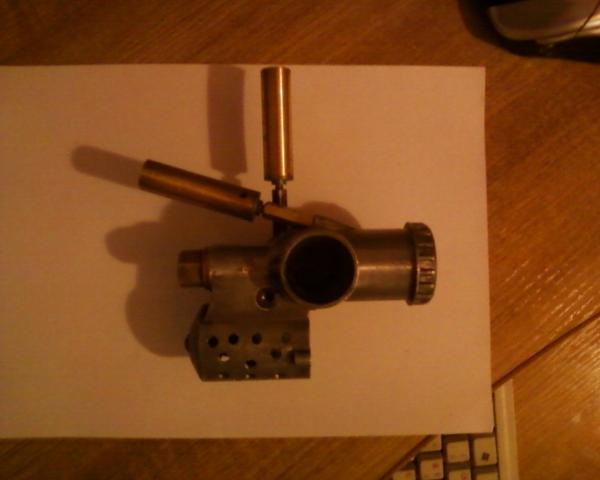 USB светильник из карбюратора К-37 . №1