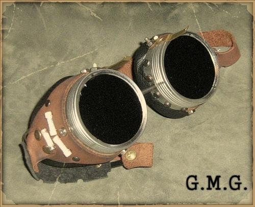 Гогглы steampunk (ver. 3) (Фото 2)