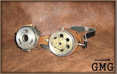 Гогглы steampunk (ver. 4) (Фото 2)