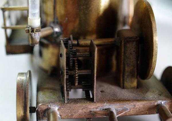 Паровой рельсовый тягач (Фото 8)