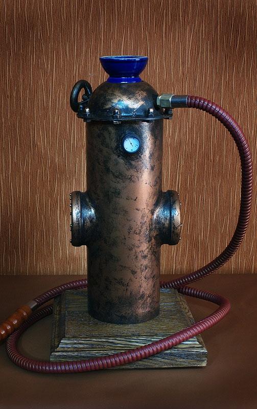 "Steampunk hookah или ""Встречайте! Я вернулся.."" (Фото 3)"