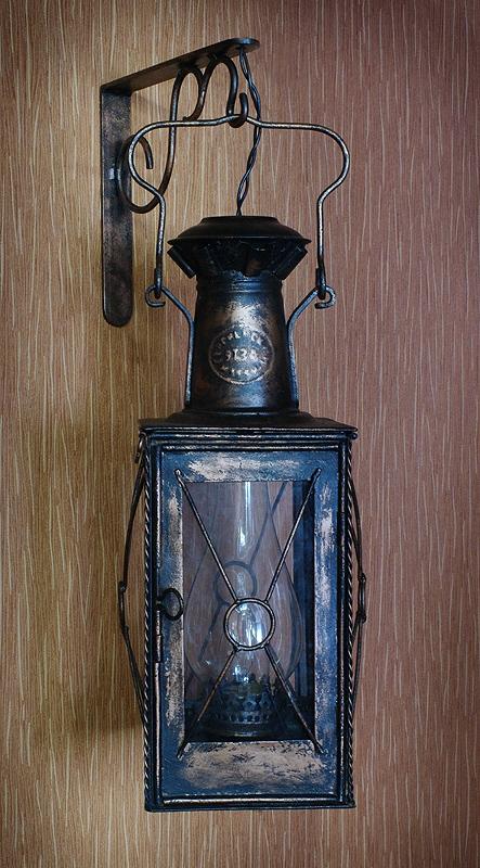 Вторая жизнь старого фонаря (Фото 2)