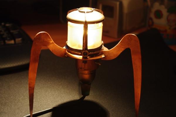 Лампа ака Стимпак (Фото 9)