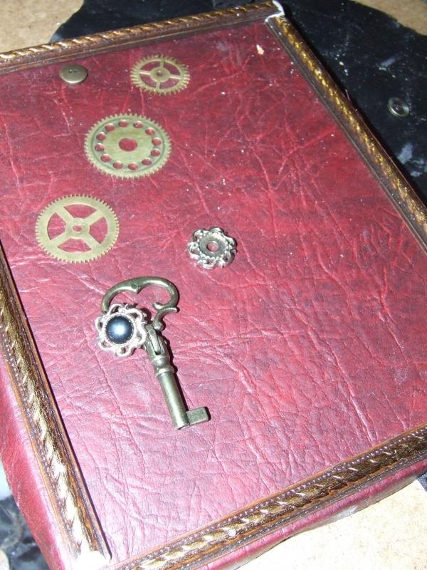 Сундучок для ключей. (Фото 8)
