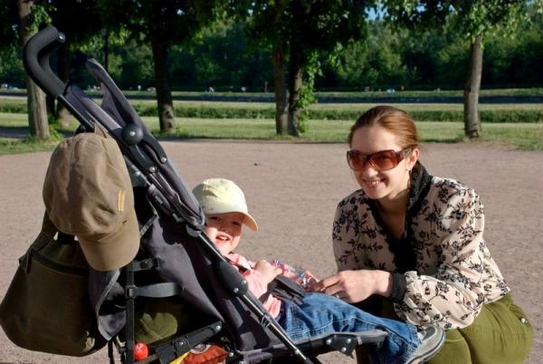 Маленький фотоотчет с прогулки в Кусково (Фото 9)