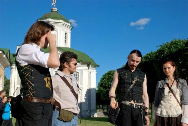 Маленький фотоотчет с прогулки в Кусково (Фото 3)
