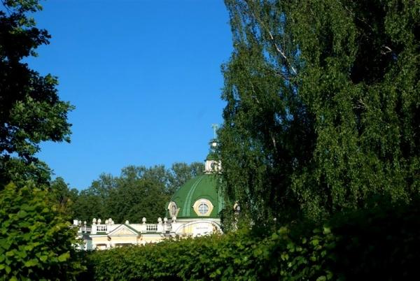 Маленький фотоотчет с прогулки в Кусково (Фото 10)