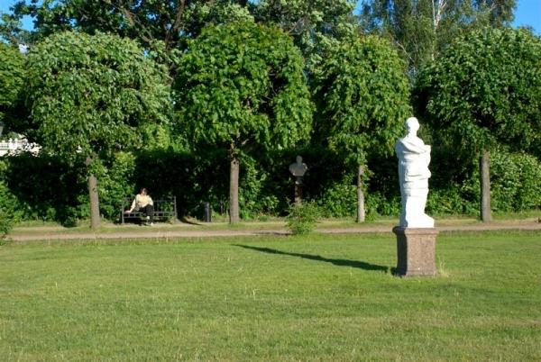Маленький фотоотчет с прогулки в Кусково (Фото 12)