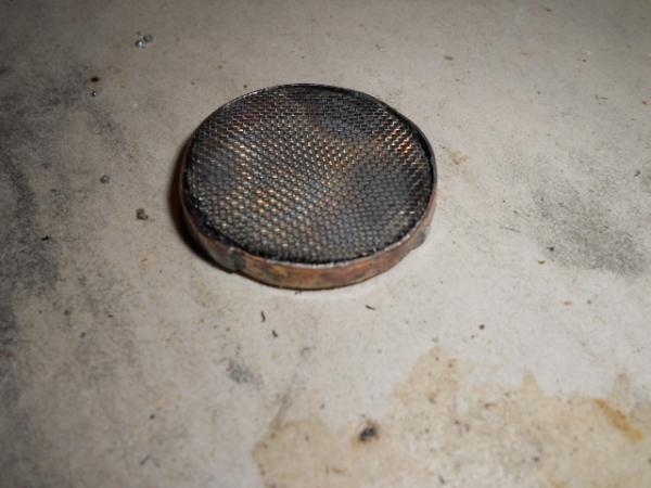 Сетки вентиляционные. Варианты - от простого до изощрённого. (Фото 7)