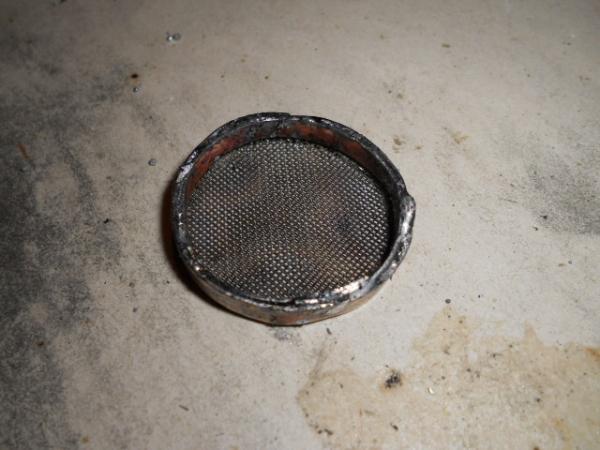 Сетки вентиляционные. Варианты - от простого до изощрённого. (Фото 6)
